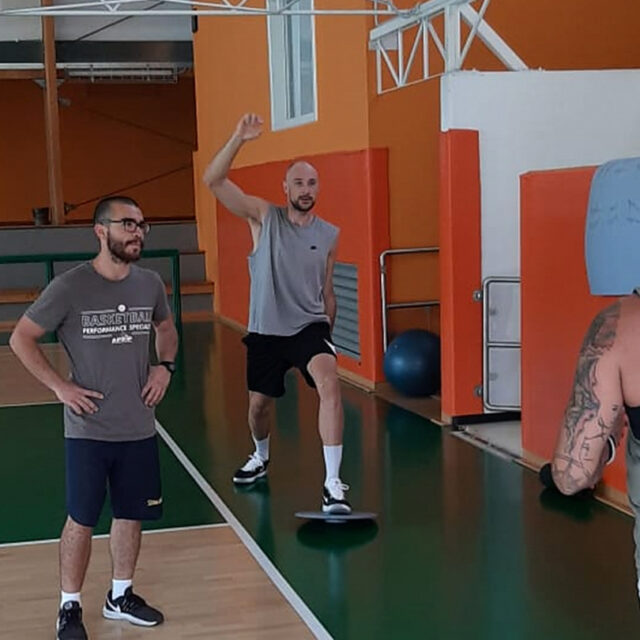 Prevenzione infortuni nel basket post-Covid