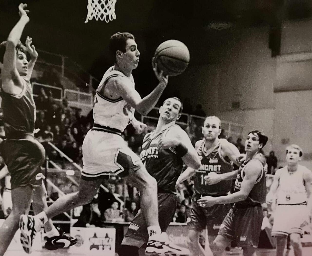 Emanuele Rotondo: il basket, un canto di sirene