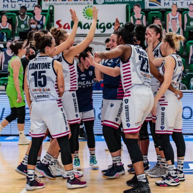 Dinamo donne, il cuore oltre gli ostacoli: storia di una stagione pazzesca