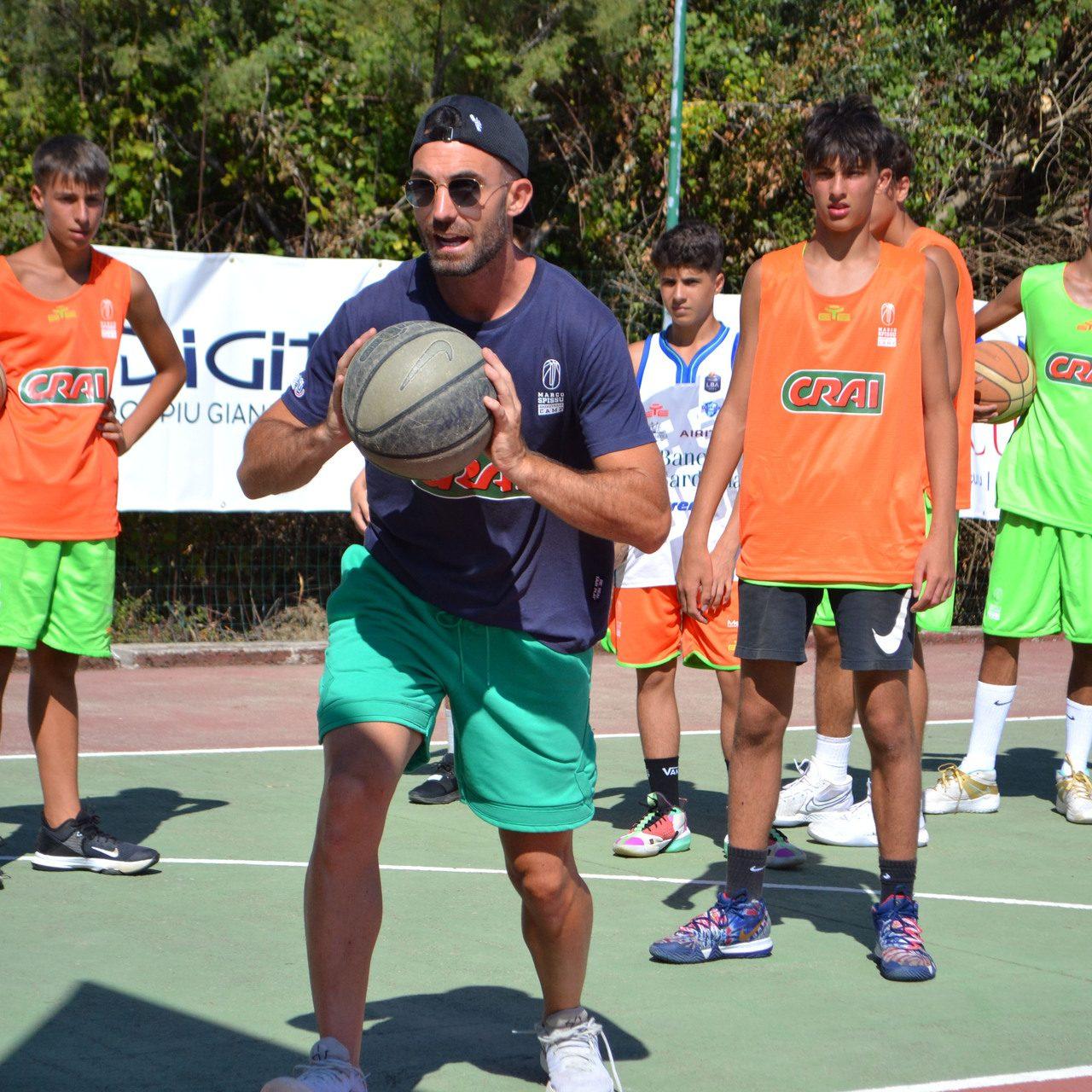 Antonello Sorci: vi racconto com'è fare basket a Brescia
