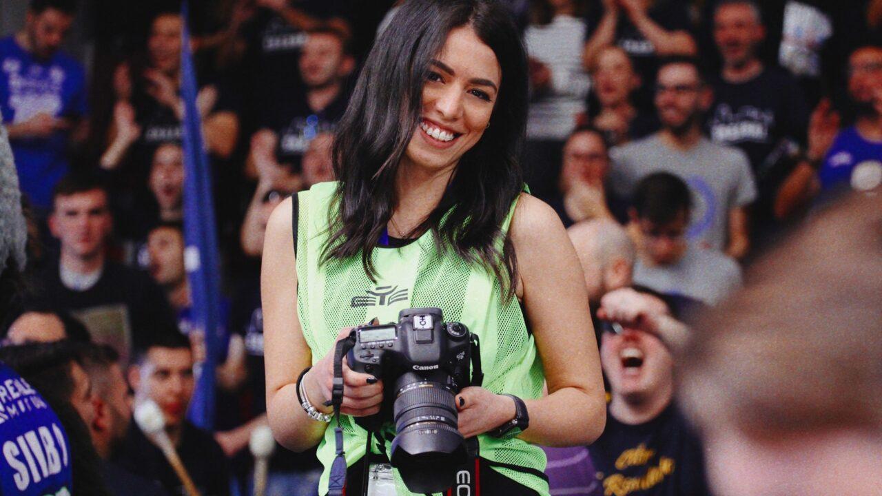 Federica Senes: la fotografia sportiva? Azione ed emozione