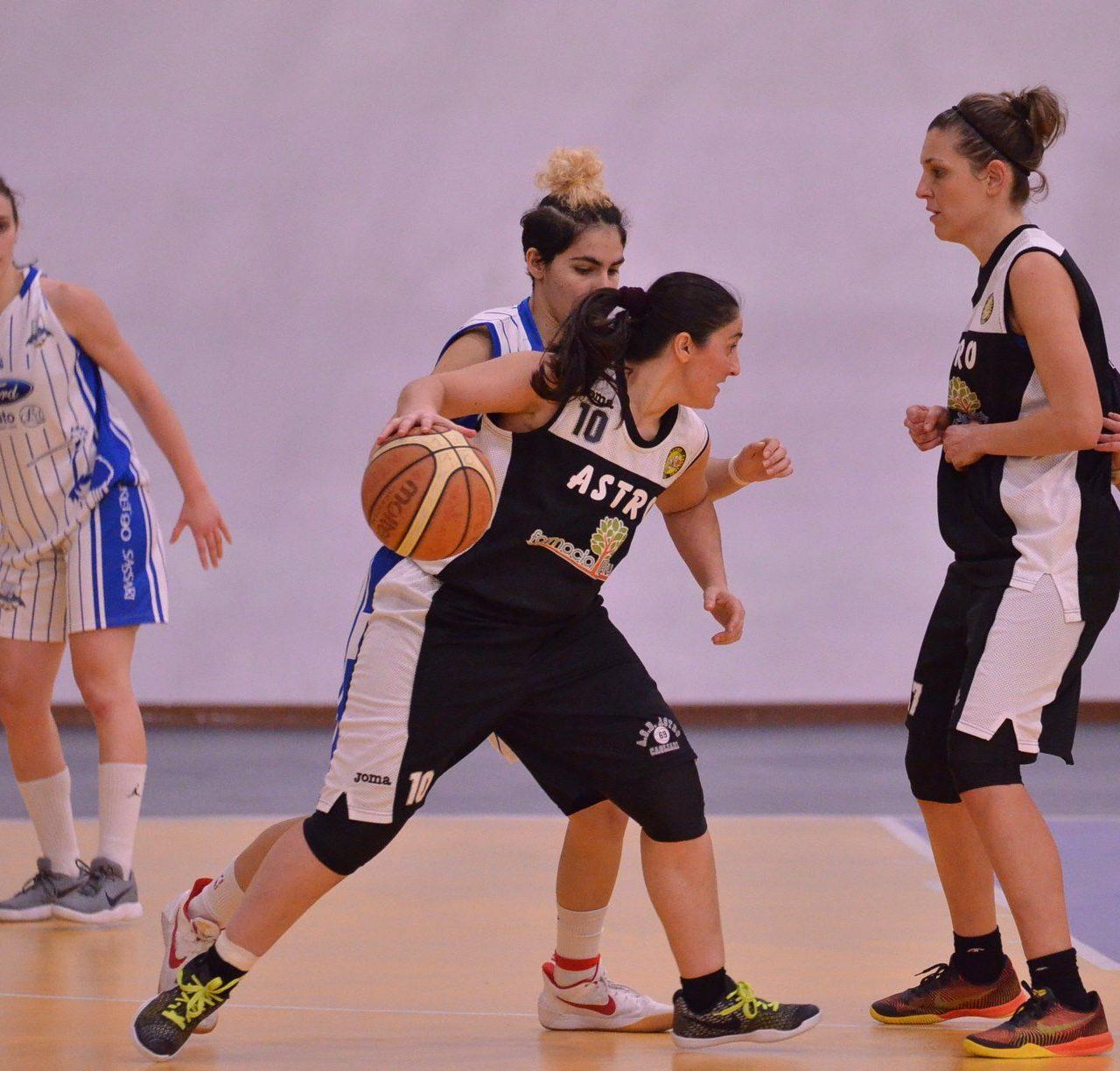 Tatiana Martellini: non toglietemi il basket