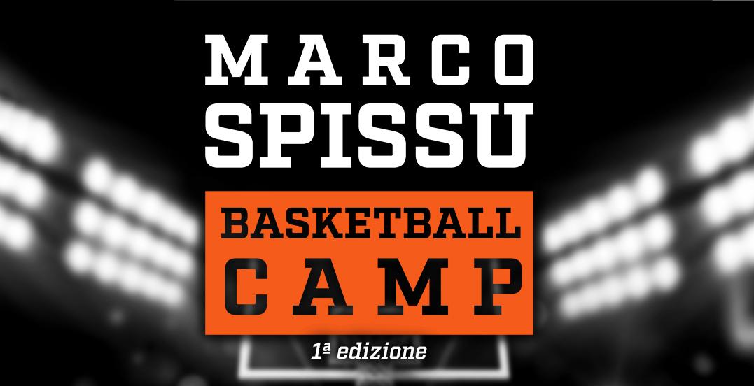 Fervono i preparativi per il Marco Spissu Basketball Camp: iscrizioni sold out!